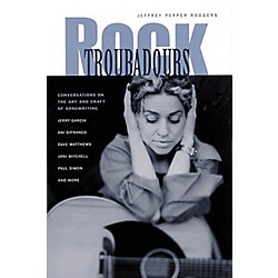 String Letter Publishing Rock Troubadours Book (330752)