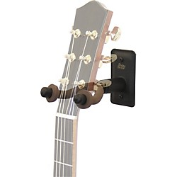 String Swing Metal Guitar Wall Hanger w/ Wall Bumper (CC01-MB-KIT)