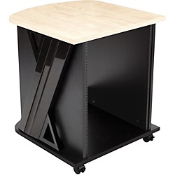"Studio Trends 24"" Side Car Studio Rack - Maple (STSCCM24KIT)"