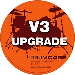 Submersible Music DrumCore v3 Upgrade (DC3UPG)