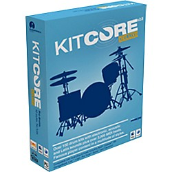 Submersible Music KitCore Deluxe 2 Drum Software (KCDL2)