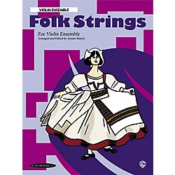 Summy-Birchard Folk Strings for Ensemble Violin Ensemble (00-15220)