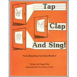 Summy-Birchard Suzuki Tap, Clap and Sing! (00-6001X)