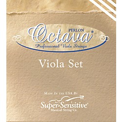 Super Sensitive Octava Viola Strings (4804)