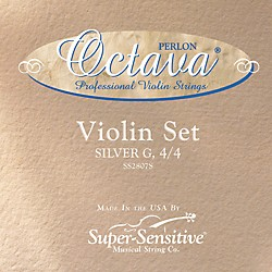 Super Sensitive Octava Violin Strings (2804)