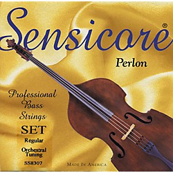 Super Sensitive Sensicore Bass Strings (8307)