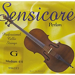 Super Sensitive Sensicore Cello Strings (6307)