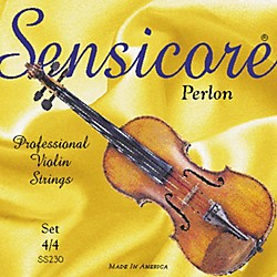 Super Sensitive Sensicore Violin Strings (2317BE)