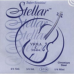Super Sensitive Stellar Viola Strings (4047)