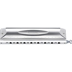 Suzuki S-64C Sirius 64-Hole Chromatic Cross Harmonica (S-64C)