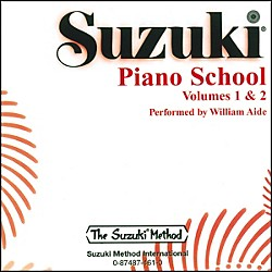 Suzuki Suzuki Piano School CD Volume 1 & 2 (00-0461)