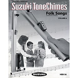 Suzuki ToneChimes Music Books Volume 6 to 13 (00-21870)