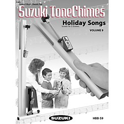 Suzuki Tonechime Arrangements 9 for Handbells Book (00-21873)