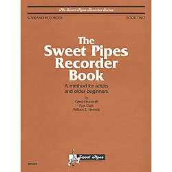 Sweet Pipes Adult Recorder Method Book 2 (Soprano) (SP2365)