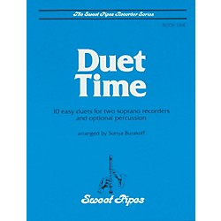 Sweet Pipes Duet Time Book 1 (SP2309)