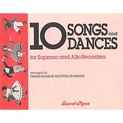 Sweet Pipes Ten Songs and Dances (SP2303)