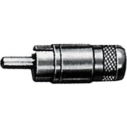 Switchcraft 3502 RCA Male Plug (3502A PKG)