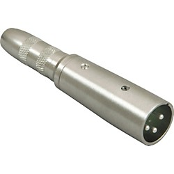 "Switchcraft 384A - XLR Male to Female 1/4"" Connector (Unwired) (384A)"
