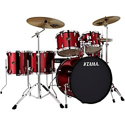 TAMA Imperialstar 6-Piece Drum Kit with Cymbals (IP62CVTR)