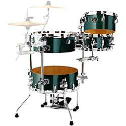 TAMA Silverstar Cocktail-Jam 4-Piece Kit with pedal (VK46CBBCM)