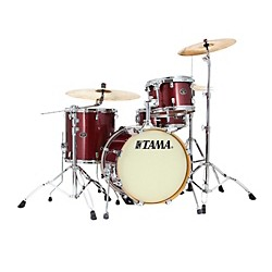 TAMA Silverstar Wrap 4-Piece Jazz Shell Pack (VK48SVBG-KIT)