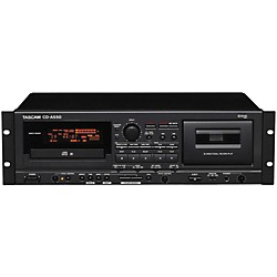 TASCAM CD-A550 CD Player/Cassette Recorder (USED004000 CDA550)