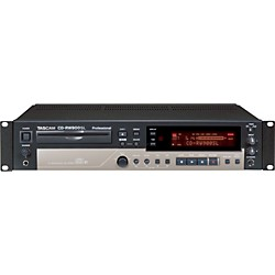 TASCAM CD-RW900SL CD Recorder (CD-RW900SL USED)
