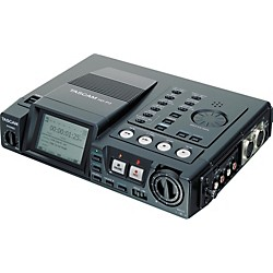 TASCAM HD-P2 Portable High-Definition Stereo Audio Recorder (HDP2)
