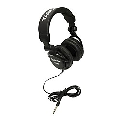TASCAM TH-02 Recording Studio Headphones (TH-02-B)