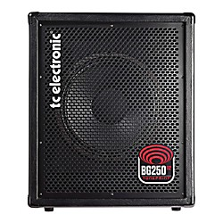 TC Electronic BG250-112 250W 1x12 Bass Combo Amp with 2  TonePrint Slots (990640011)