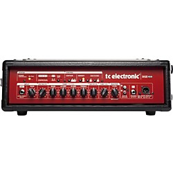 TC Electronic BH500 500W Bass Amp Head (990900011)