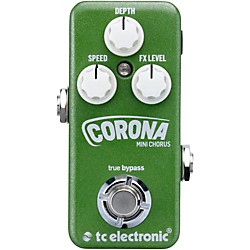 TC Electronic Corona Mini Chorus Guitar Effects Pedal (USED004000 960807001)