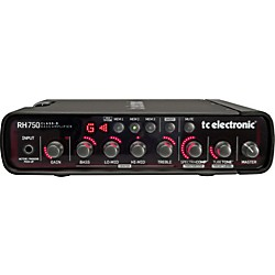 TC Electronic RH750 750W Bass Amp Head (990010011)