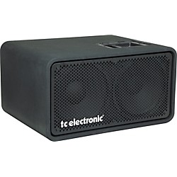 TC Electronic RS212 2x12 Vertical Stacking Bass Cabinet (991000002)
