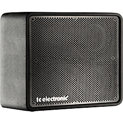 TC Electronic RS410 600W 4x10 Vertical Stacking Bass Speaker Cabinet (991000003)