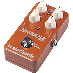 TC Electronic Shaker Vibrato TonePrint Series Guitar Effects Pedal (960690001)