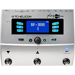 TC Helicon Play Electric Voice Processor for Electric Guitarists (996363005)