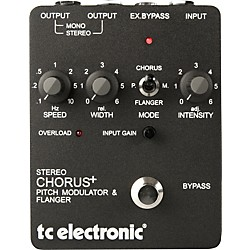 TC Helicon Stereo Chorus Flanger (940-SCF011)