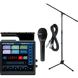 TC Helicon VoiceLive Touch with MP-75 Mic (MP75VLTouch)