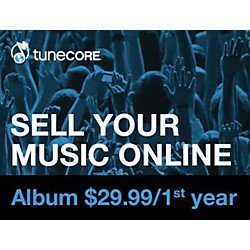 TUNECORE Music Distribution - Album (TCALBM)