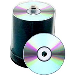 Taiyo Yuden 4.7GB DVD+R, 16X, Silver Thermal, 100 Disc Spindle (JDPR-ZZ-SK16)