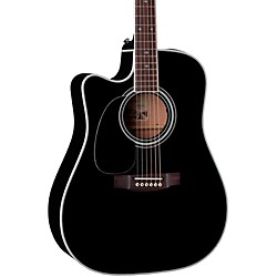 Takamine EF341SC-LH Legacy Series Dreadnought Left-Handed Acoustic-Electric Guitar (EF341SC-LH)