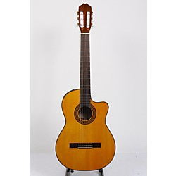 Takamine EG522C Classical Cutaway Acoustic-Electric Guitar (USED005010 EG522C)