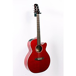 Takamine G NEX Flame Maple EG440CS Acoustic-Electric Guitar (USED005018 EG440CSTRY)