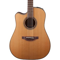 Takamine Pro P3DC-LH Left-Handed Acoustic-Electric Guitar (P3DC-LH_137672)