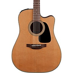 Takamine Pro Series 1 Dreadnought Cutaway Acoustic Electric Guitar (P1DC)