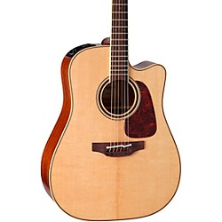 Takamine Pro Series 4 Dreadnought Cutaway Acoustic-Electric Guitar (P4DC_134624)
