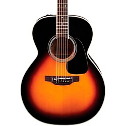 Takamine Pro Series 6 NEX Acoustic-Electric Guitar (P6N-BSB_135324)