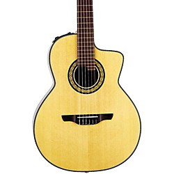 Takamine TC135SC Classical 24-Fret Cutaway Acoustic-Electric Guitar (TC135SC)
