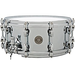 Tama 40th Anniversary Limited Starphonic Steel Snare Drum (PTS146XL)